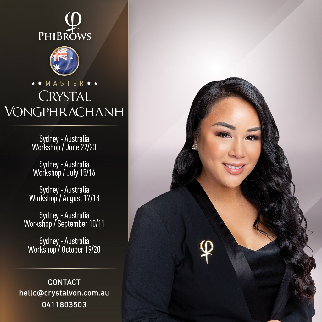 PhiBrows Master of Australia, Crystal Vongphrachanh