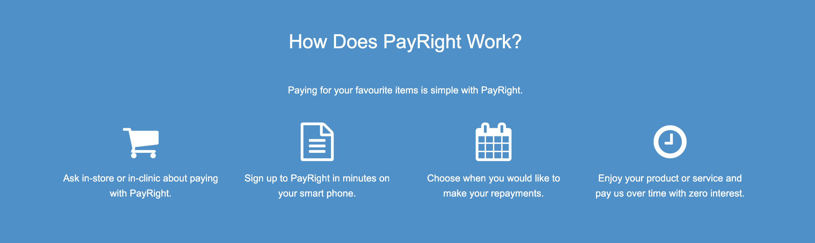 How Does PayRight Work?